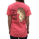 Southern Attitude Hedgehog Classy But Rough Around The Edges Women's T-Shirt