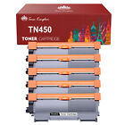 TN450 Toner & DR-420 Drum for Brother MFC-7460DN HL-2220 HL-2230 HL-2280DW Lot