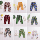 Внешний вид - Kids Newborn Boys Girls Harem Pants Casual Loose Bottoms Trousers Leggings 6M-5Y