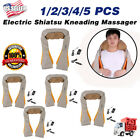 1/2/3/4/5X Shiatsu Kneading Electric Massager Therapy Foot Back Neck Shoulder BT