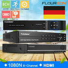 Multi-Modell 8 CH HDM AHD DVR 1080N HD P2P Motion Detection Alarm Sicherheit
