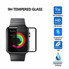 5-Pcs Tempered Glass Screen Protector Fits Apple Watch ( Series1-3 ) 38/42mm lot