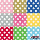 Disposable Colour Spots NAPKINS Events BBQ Catering Wedding Birthday Party