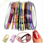 Hot Sale Manicure Rolls Striping Tape Line Nail Art Tips Decoration Sticker