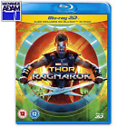 MARVEL -- SELECT (1) MOVIE FROM (18) OPTIONS -- Blu-ray 3D   2D (REGION-FREE)