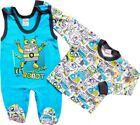 BNWT Baby *Toddler Boys 2 Pieces *Set Outfit 100% COTTON *Newborn/0-3 Months