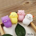 Cute Mochi Squishy Cat Squeeze Healing Fun Kids Kawaii Toy Stress Reliever Decor
