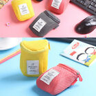 Portable Storage Notebook Mouse USB Travel Protective Case Carrying Pouch Bag