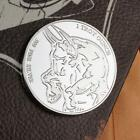Various Commemorative 10p Coins Apollo Moon landed Russia Winter Olympic Zodiac!