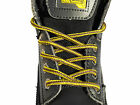 YELLOW & BROWN 140cm STRONG SHOELACES BOOT LACES FOR WORK BOOTS HIKING BOOTS