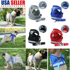 No-pull Adjustable Dog Harness Reflective Soft Mesh Padded Pet Vest Durable US