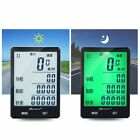 2.8inch Large Display Screen Backlight Bicycle Computer Speedometer Waterproof H