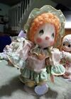 Vintage Precious Moments Dolls Selling Individually with tags ~ Great Condition