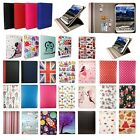 Hanbaili 10.1 Inch Tablet Universal Rotating Case Cover Wallet with Card Slots