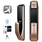 [Express] Samsung SHP-DP920 Fingerprint Door Lock + 6 Keytags + English Manual