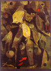 Art Photo Print - Young Lady'S Adventure - Klee Paul 1879 1940