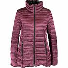 VINCE CAMUTO Women's Lightweight Down Jacket, Berry, sizes XS S M L XL