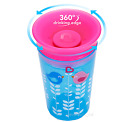 Munchkin Miracle Trainer Cup Decor 360&deg; Sippy Cup Anti Spill Baby Cup New 2018 <br/> Authorized Seller Munchkin 360 Cup, New Stainless Steel