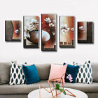 Hand-painted Modern Flowers Abstract oil painting On Canvas Wall Art Decoration