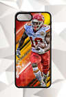 TYREEK HILL KANSAS CITY CHIEFS IPHONE 5 6 7 8 X PLUS (US SELLER) CASE free ship $15.95 USD on eBay