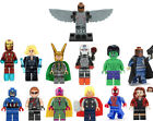 Marvel Super Heroes Mini Figures - Sets or Individual Lego &amp; Custom <br/> UK Stock ~Fast Dispatch~ Party Bag Filler Toy