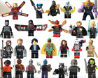 Marvel Super Heroes Mini Figures - Sets or Individual Lego &amp; Custom <br/> UK Stock from UK seller ~ Fast Dispatch ~ 100% Feedback