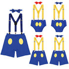 boy birthday outfits for babies - First Birthday Outfits Donald Duck Photo Shoot Suspender Clothes for Baby Boys