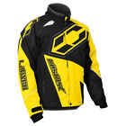 Castle X™ Launch G4 Insulated Yellow Men's Snowmobile Jacket w/ Liner, 70-543X