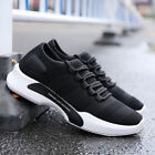 Mens Athletic Shoes Mesh Light Casual Running Sneakers Trainers Fashion Tide