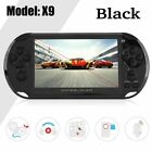 """X9 Portable 5.0"""" 8GB 32Bit Video MP3 Player Camera Handheld Game Console NEW"""