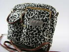 Cross Body Bag Leopard Print Purse