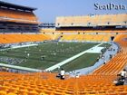 2 PITTSBURGH STEELERS TICKETS vs TENNESSEE TITANS 8/25  - LOWERS