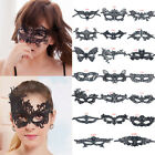 Kyпить Sexy Women Lace Butterfly Cat Eye Face Mask Masquerade Party Halloween Costume  на еВаy.соm