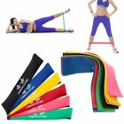 19.68 inches Resistance Stretch Loop Band Gym Yoga Fitness Exercise Elastic Rope image