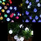 20/30/50 LEDs Solar String Fairy Light Garden Christmas Outdoor Party Decoration