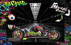 LOSI 5IVE-B WRAP DECAL HOP-UP CUSTOM KIT PARTS 'RUCKUS' FITS TLR250002 BODY