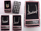 "Personalized Custom Name Necklaces 18"" Chain Marina De Buchi + Gift Box"