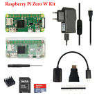 Raspberry Pi Zero W 1GHz 512M DIY Kit Power Supply  5MP Camera  Case 16G Card
