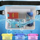 Waterproof Bag 2 Colors Unisex Swimming Pouch Waist Strap Retreat For Smart Phone