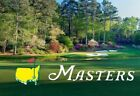 2019 Masters Tournament Golf Ticket - Grounds - Wednesday Practice, April 10th