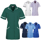 Healthcare Tunic Dentistry Vets Nurse Medical Therapy Care Work Clinic Uniform