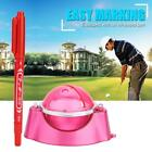 Outdoor Golf Ball Marker Liner Pattern Drawing Template Alignment Putting Tool