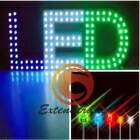 1000pcs 3/5mm Water Clear LED Diodes Light Kit Round Red/Green/Blue/Yellow/White