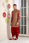 Mens Designer Ethnic Wear Pakistani Bollywood Indo Western Dress From India