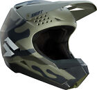 Shift Racing Adult Matte Camo Green White Label Dirt Bike Helmet ATV MX 2018