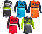 Fly Racing Mens & Youth Kinetic Era Dirt Bike Jersey MX ATV Offroad Off-Road