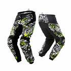 O'Neal Mens & Youth Black/Hi-Viz Element Attack Dirt Bike Pants MX ATV 2019