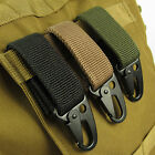 Внешний вид - Tactical Molle Hanging Belt Carabiner KeyHook Webbing Buckle Strap Clip Backpack