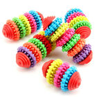 Pet Dog Teething Cleaning Teeth Gum Chew Toy Puppy Dental Rubber Chewing Trainer