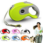 3M/5M Retractable Dog Leash Automatic Flexible Pet Cat Traction Rope Belt Leash